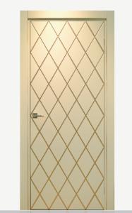 Двери шпонированные Квадро от Вист