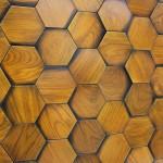Стеновые панели 1030 соты от ESSE