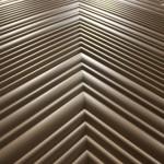 Стеновые панели 1033-П клен массив (шеврон клен) от ESSE