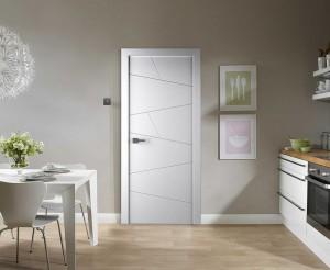 Двери шпонированные Svea (полотно глухое) от Belwooddoors
