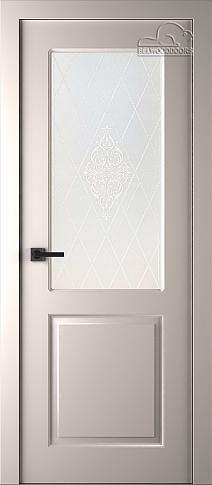 Двери шпонированные Alta (остекленное) от Belwooddoors