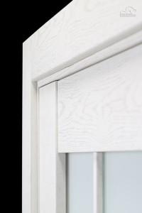 Двери шпонированные Анси (остекленное) от Belwooddoors