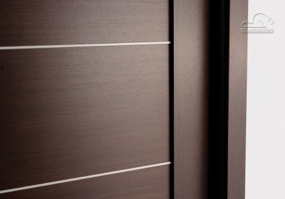 Двери шпонированные МАКСИМУМ 01 ПВДГ от Belwooddoors