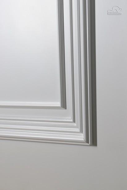 Двери шпонированные Палаццо 1 (остекленное) от Belwooddoors