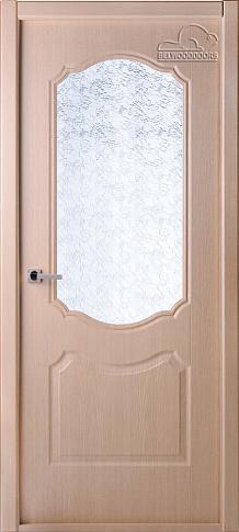 Двери экошпон Перфекта (остекленное) от Belwooddoors