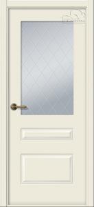 Двери шпонированные Роялти (остекленное) от Belwooddoors