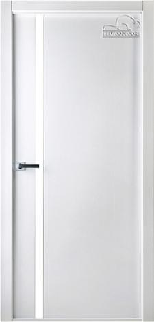 Двери шпонированные Уника 208 (остекленное) от Belwooddoors